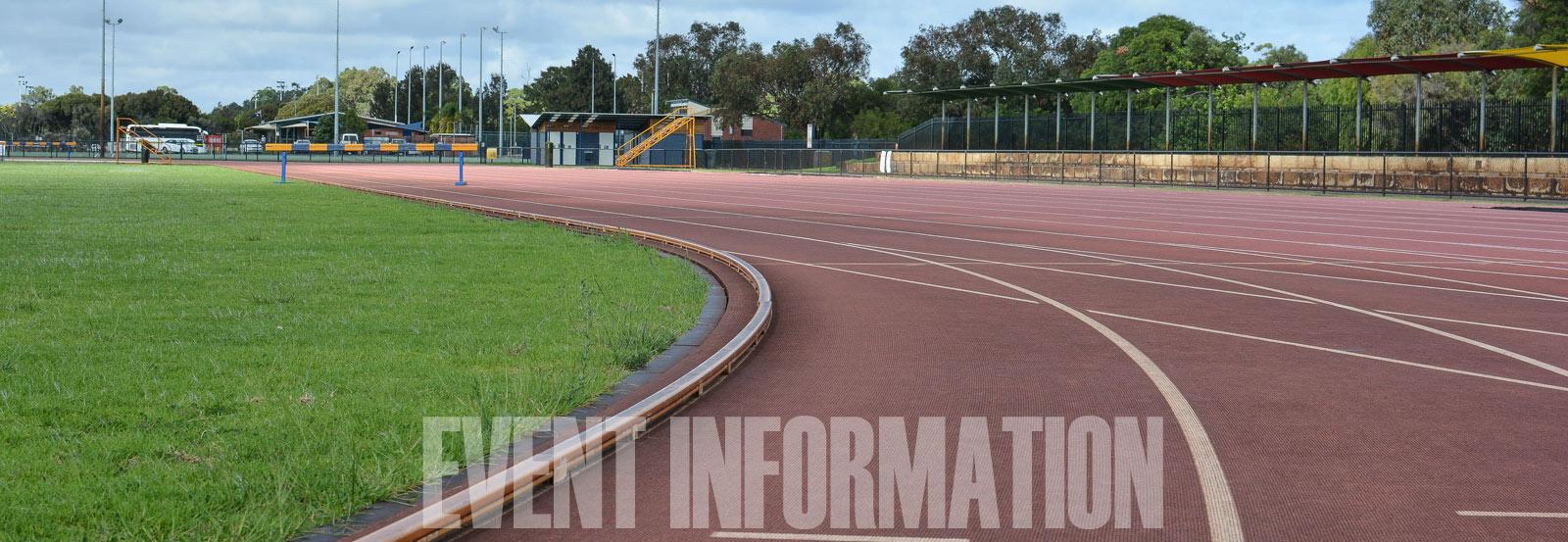 Event Information   Track Ultra WA